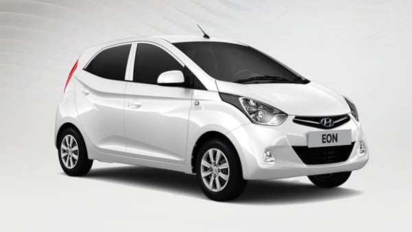 Hyundai Eon Discontinued Santro Is The New Entry Level