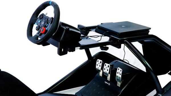 Car Racing Simulator By INRacing