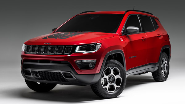Jeep compass phev unveil
