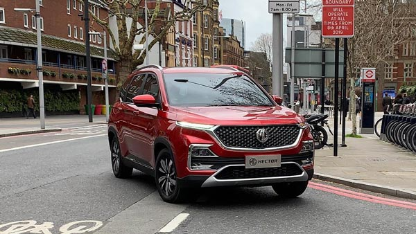 MG Hector Price Expectations
