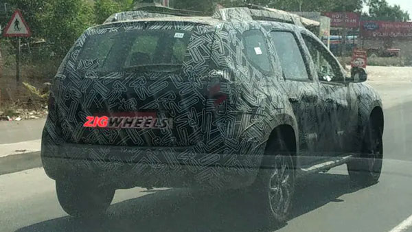 Next-Generation Renault Duster Spied Testing In India — Two Models Scheduled For 2019 And 2020