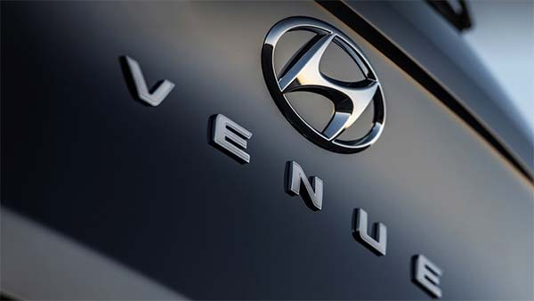 Hyundai Venue Official Name For Upcoming QXi SUV