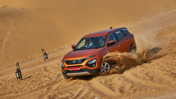 tata harrier 4x4 not a priority