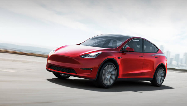 All-New Tesla Model Y Unveiled — Second Electric-SUV From Tesla With Close To 400Km Range