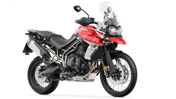 Triumph Tiger 800 XCA Launch