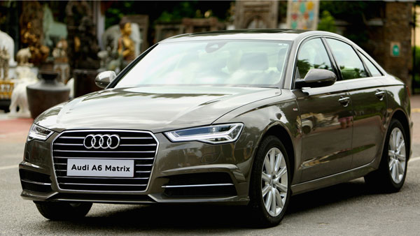Audi a6 lifestyle edition launch india