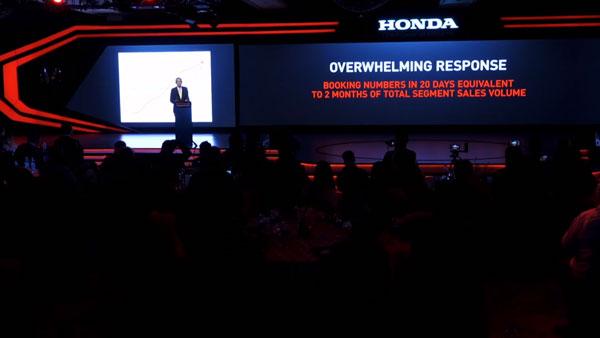 Honda Civic Bookings