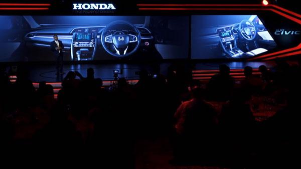 All-New Honda Civic Interiors