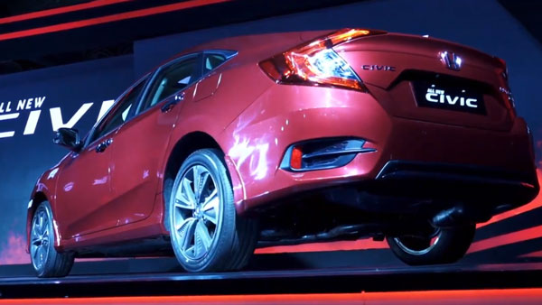 The All-New Honda Civic