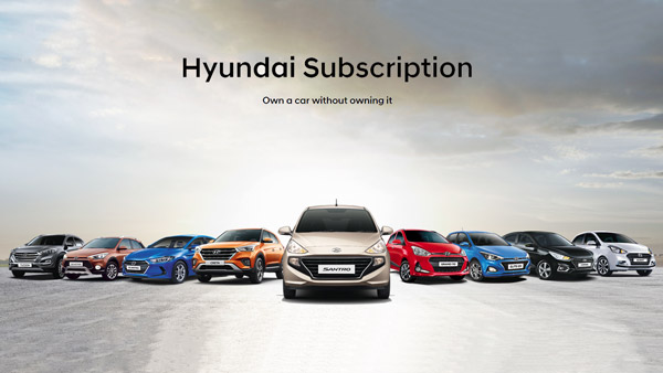 Hyundai Motors Launch A New Subscription-Based Ownership Plan In India