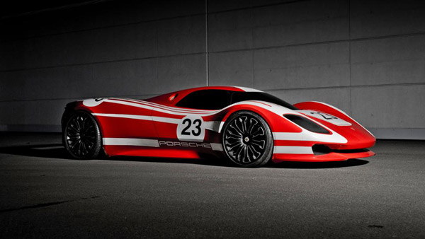 Porsche 917 Concept Revealed — Celebrating 50 Years Of The Le Mans Dominance Instigator