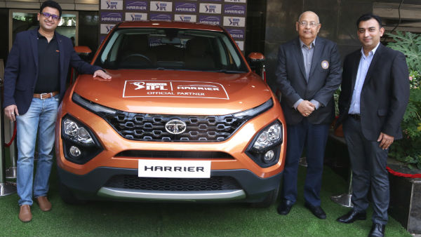 Tata Harrier Is The Official Car For IPL 2019