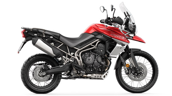 Triumph Tiger 800 Xca Launched In India At Rs 1516 Lakh The New