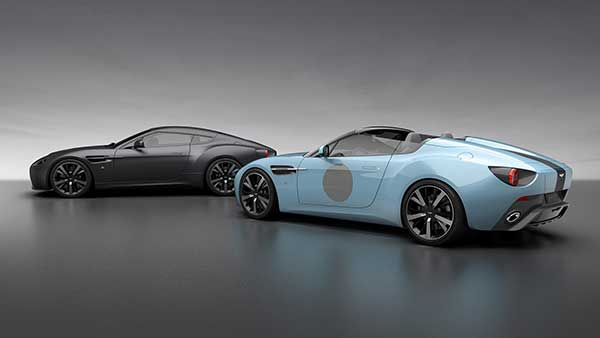 Aston Martin Vantage V12 Zagato Heritage Twins By R Reforged Will Leave You Drooling