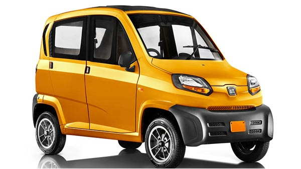 Bajaj Qute To Be Launched In Maharashtra