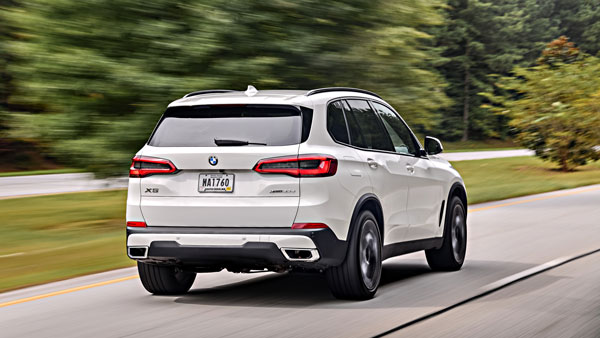 Fourth-Gen BMW X5 Launch Date In India