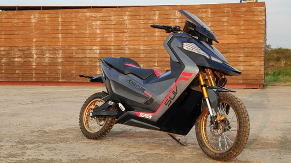 Gugu Energy Reveals First Electric Motorcycle — Let The Adventure Begin!