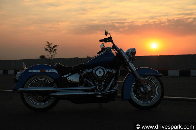 harley davidson softail deluxe review
