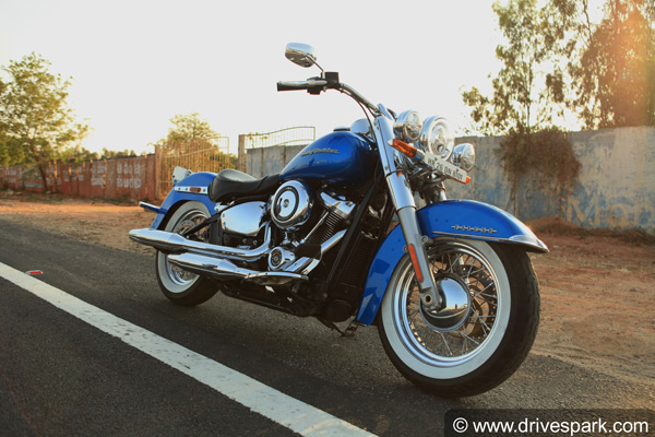 Harley-Davidson Softail Deluxe Road Test Review