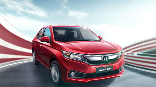 Honda Amaze VX Launched — Top Of The Line Model Features Automatic Transmission