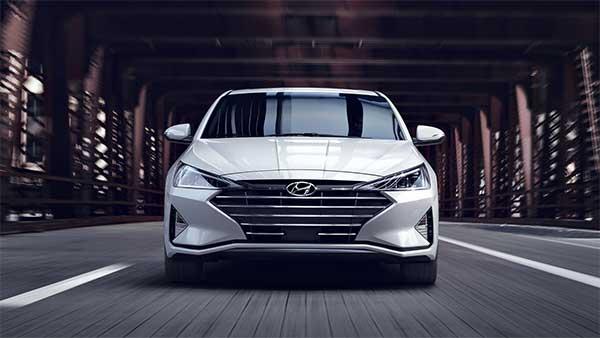 India Bound 2019 Hyundai Elantra Revealed Drivespark News