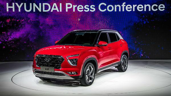 Next-Gen Hyundai Creta Previewed Through Hyundai ix25 Revealed At 2019 Shanghai Auto Show