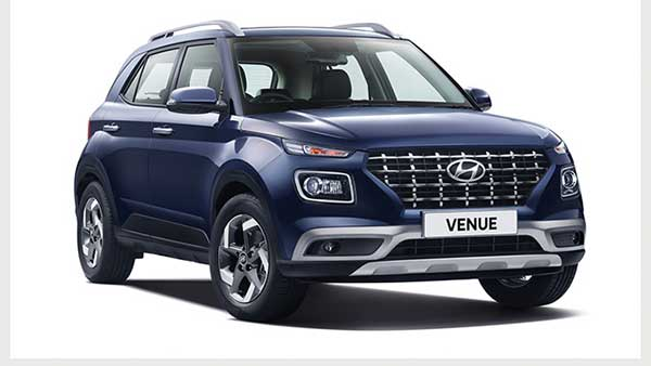 Hyundai venue official bookings