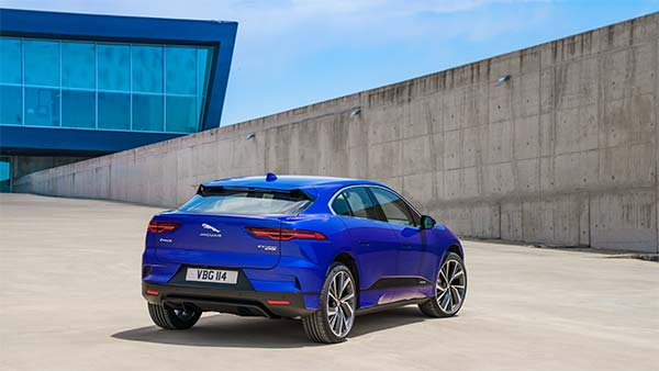 Jaguar Confirms I-Pace Electric SUV For India