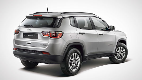 Jeep compass variant sport plus