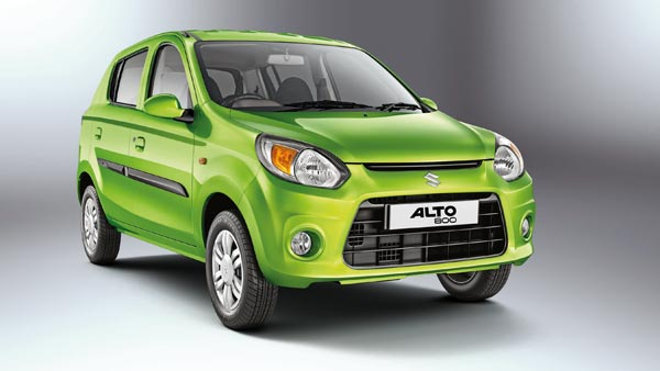 Maruti alto 800 discontinued