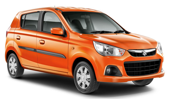 Maruti Alto K10 Launched With New Safety Features