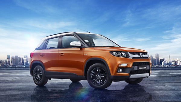 Maruti Vitara Brezza Petrol In The Works — India-Launch Expected Soon