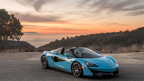 Indian Wins McLaren 570S Spyder In Lucky Draw — Sells It To Start Business