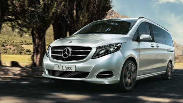 Amitabh Bachchan Purchases Mercedes V-Class