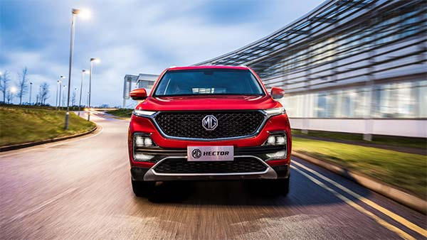 MG Hector 'i-Smart' Tech Unveiled
