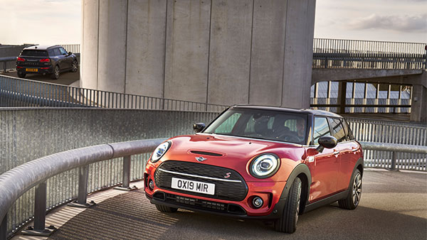 Mini Clubman Facelift Revealed At Shanghai Motor Show Drivespark News