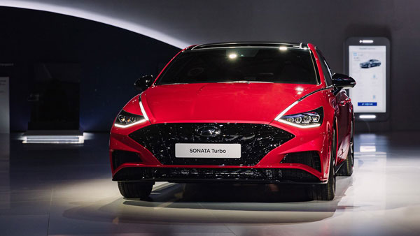 2020 Hyundai Sonata Turbo Debuts At Seoul Motor Show Turbo Petrol