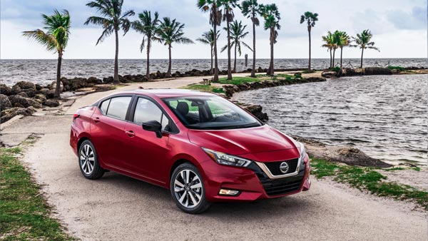 New 2020 Nissan Sunny (Versa) Unveiled In US: India-Launch ...