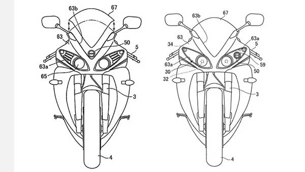 Yamaha Files Patents For Unique Charging Port Designs