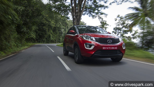 Tata Nexon ZX And ZXA+ Variants Receive New Dual-Tone Colours — Prices Start At Rs 9.34 Lakh