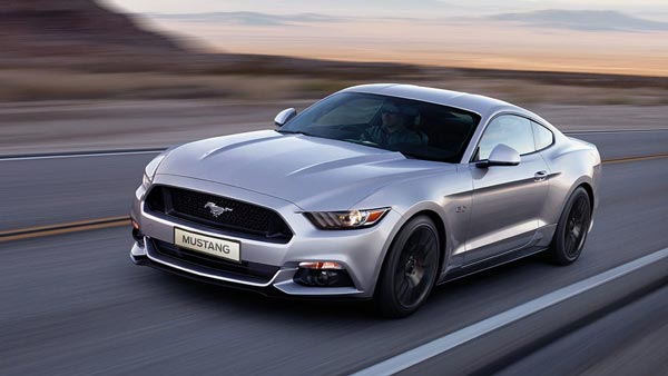 Next-Gen Ford Mustang To Use SUV Platform
