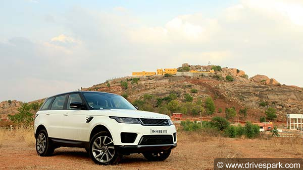 Range Rover Sport Review: Test Drive Report, Specs, Features, Images