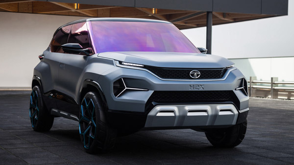 Tata H2X Micro SUV To Get Pure Electric Variant