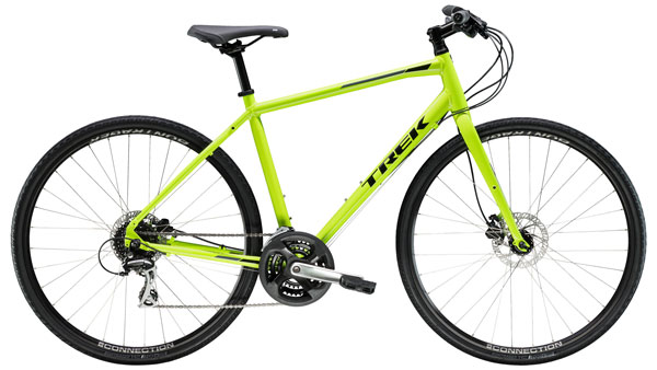 Trek bicycles fx series launch