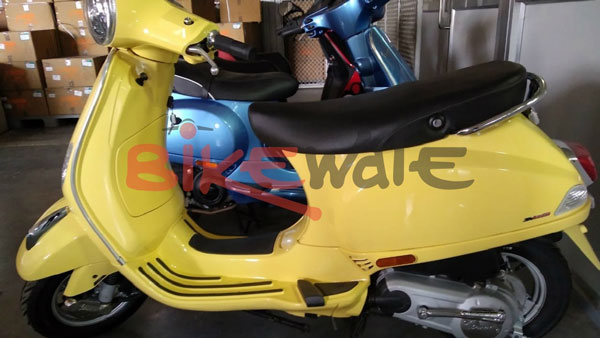 Vespa ZX 125 WIth Combi BRaking Spotted At Dealership - Prices Start