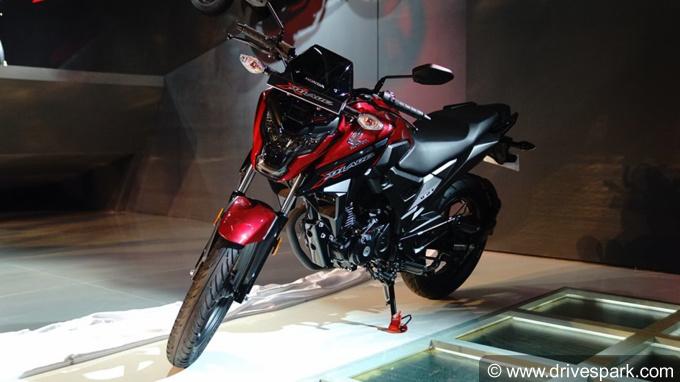 Honda X-Blade Facelift Launching In India — No Botox, Just Make-Up!
