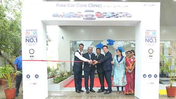 Hyundai Car Care Clinic
