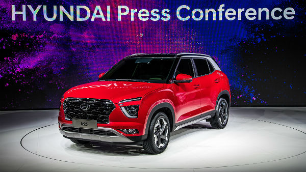 Next-Gen Hyundai Creta Previewed Through Hyundai ix25 Revealed At 2019 Shanghai Auto Show