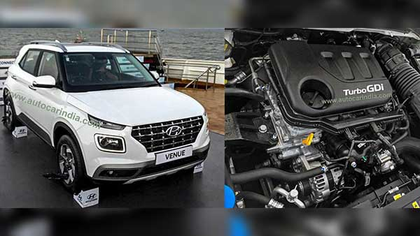Hyundai Venue Engine Variants Revealed — Who Has The Biggest Heart?