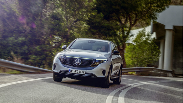 Mercedes EQC Edition 1886 Revealed At New York Auto Show: Honors The World's First Car
